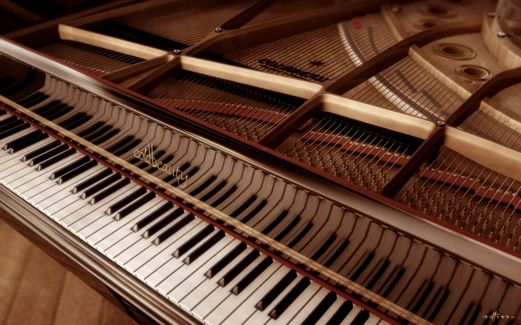 Piano Hd Wallpapers Free Download 4 1024 640